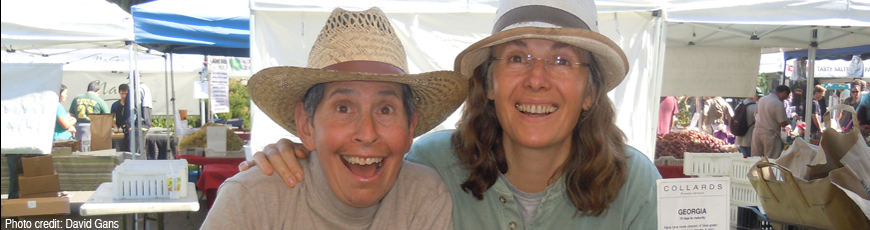 Peggy + Helen