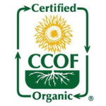 CCOF, California Certified Organic Farmers Logo